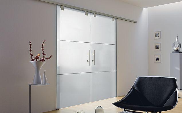 Double Sliding Glass Doors Doors Pinterest