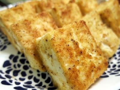 Easy crispy pan fried tofu. | Fork, Knife, Spoon.. Empty Plate | Pint ...