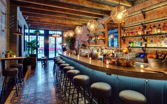 Bo 39 s kitchen bar room nyc restaurants pinterest - Bar room pictures ...
