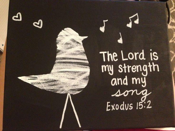 Exodus 152 Painting