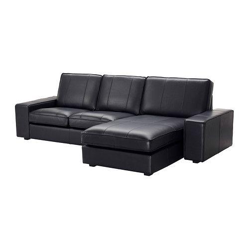 Kivik Loveseat And Chaise Lounge Grann Bomstad Beige