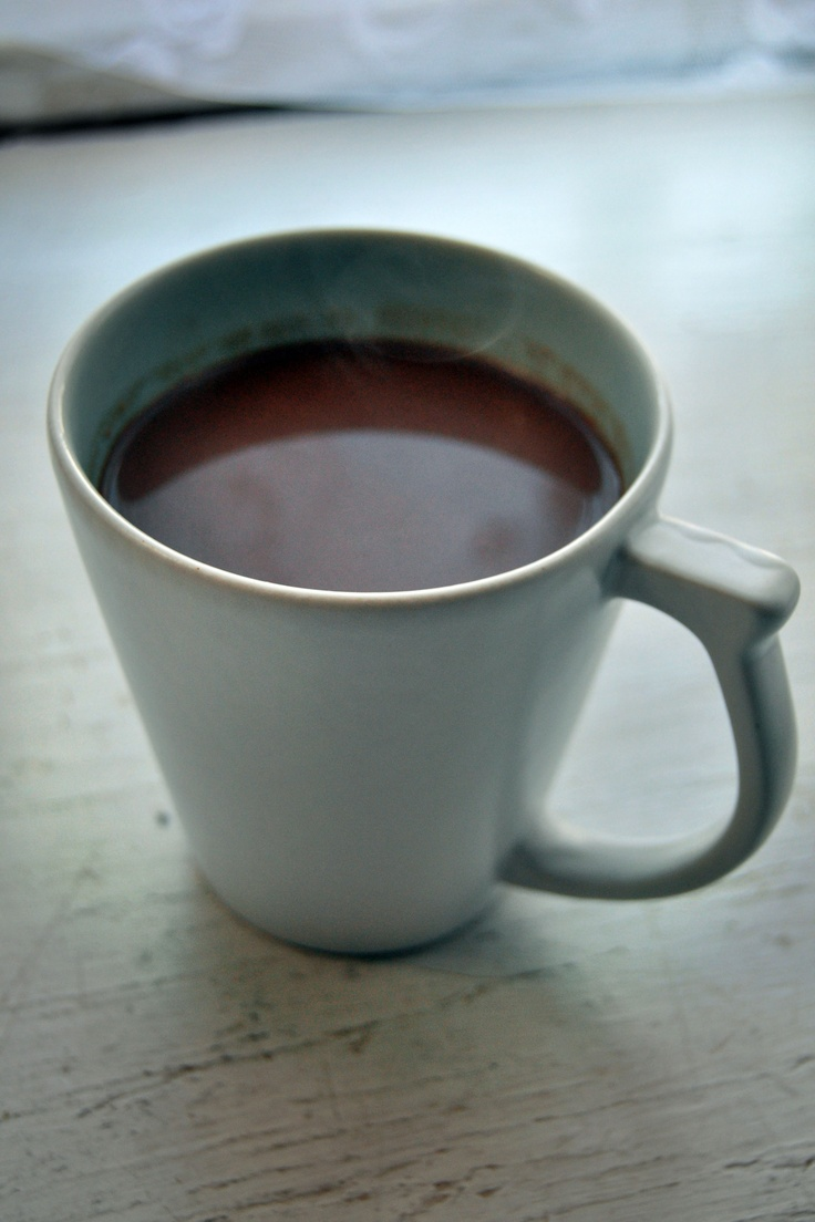 Hot Chili Hot Chocolate | I'll have what she's having | Pinterest