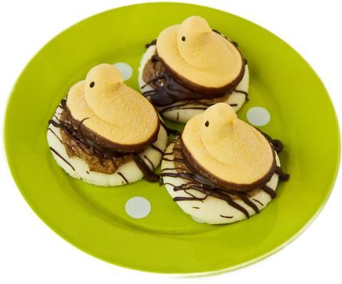 Salted Caramel PEEPS® Sugar Cookies? OMNOMNOMNOM! Can't wait for ...