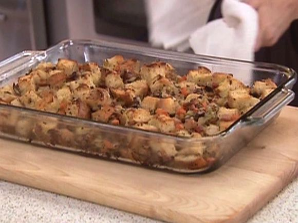 ... Stuffing with Chestnuts, Mushrooms and Pancetta recipe from Giada De