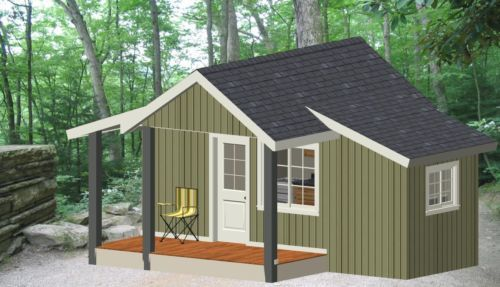 Steel frame cabin kit 2 room icabin 169 sqft of for Metal cabin kits