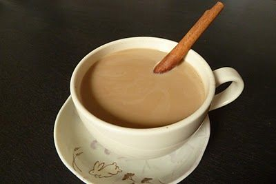 Homemade Chai Tea - my Indian friend taught me how to make homemade ...