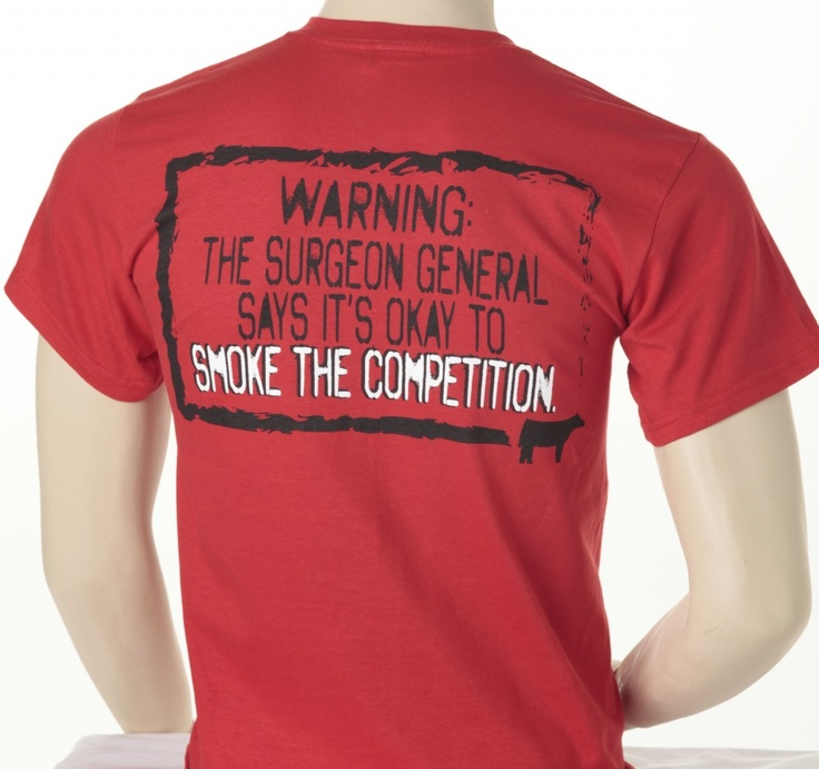Show mom clothing cattle show stickman surgeon general warning tee