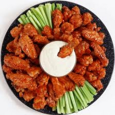 how to make buffalo chicken wings in the oven
