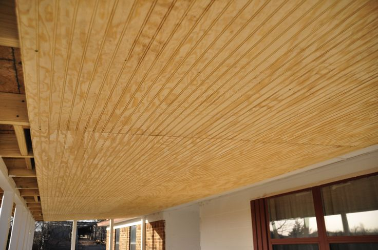 34 Beadboard On Ceiling Dream Porch Is Now A Reality Pinterest
