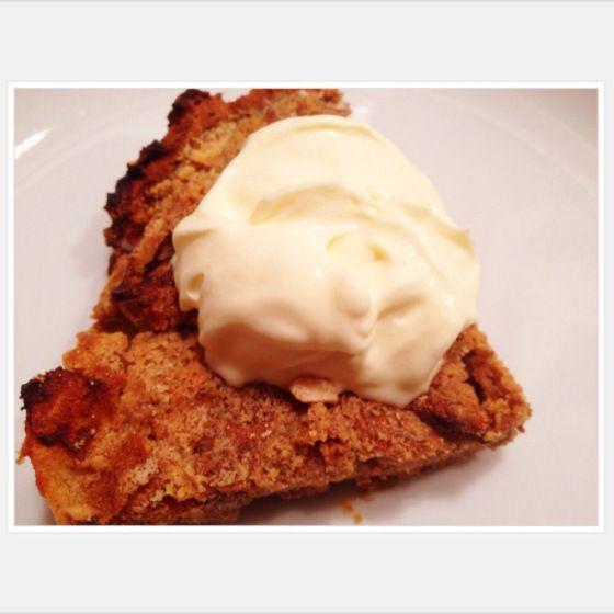 Apple-cinnamon crumble cake | LOW CARB/ SB - dessert - sweets- cookie ...