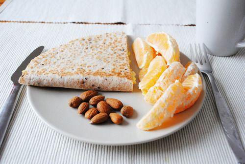 Orange Black Pepper And Whole Wheat Breakfast Cake Recipes ...