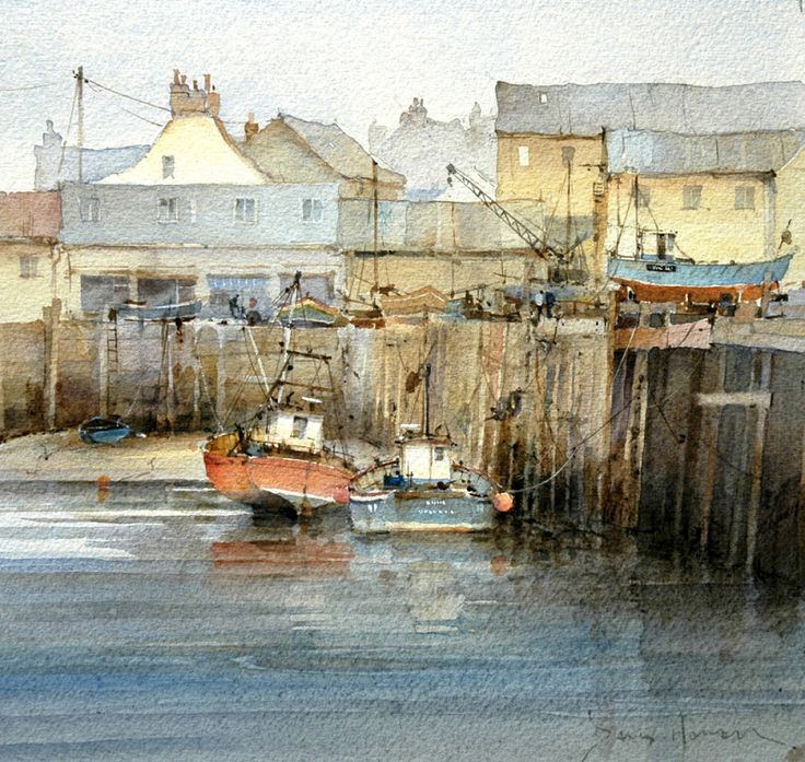 watercolour | David Howell