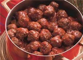 Easy Chili Sauce Meatballs | Wonderful Food and Cocktails | Pinterest