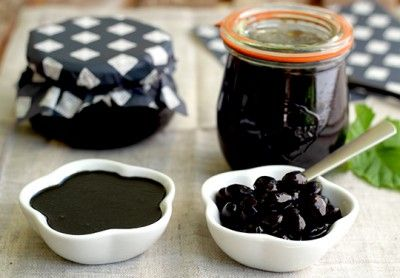 Black Sesame Paste | Washoku | Pinterest
