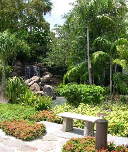 zen garden Backyard Ideas Pinterest