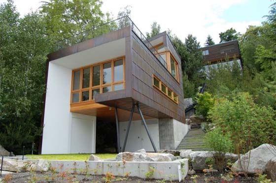 Modern Houses Washington State Beautiful Homes And