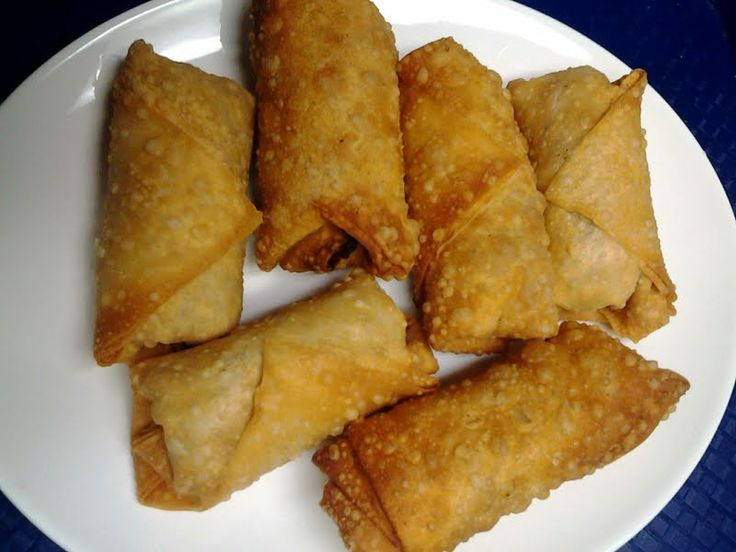 "vegetable egg roll - ""finally the eighth time sucess these are good&quot..."
