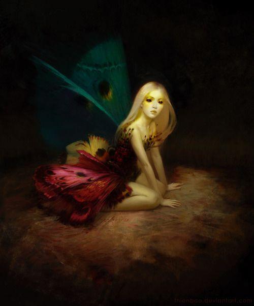 Beautiful Fairy   Art-Fairies   Pinterest