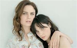 Their sisters.