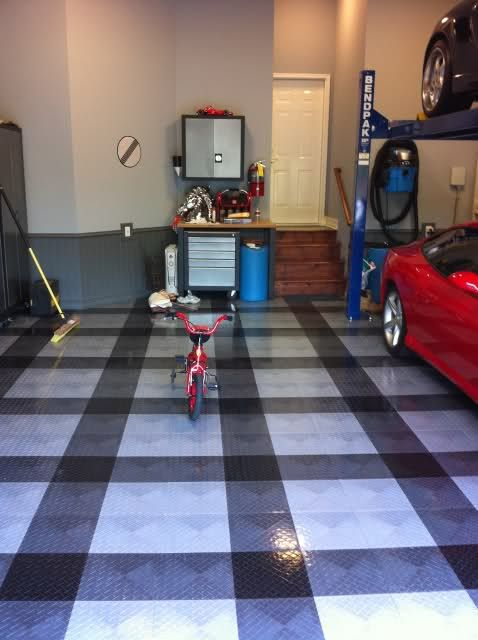 Pin By Racedeck Garage Flooring On Cool Garages And