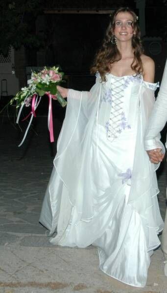 Fairy wedding dress style titania wedding images for Fairy inspired wedding dresses
