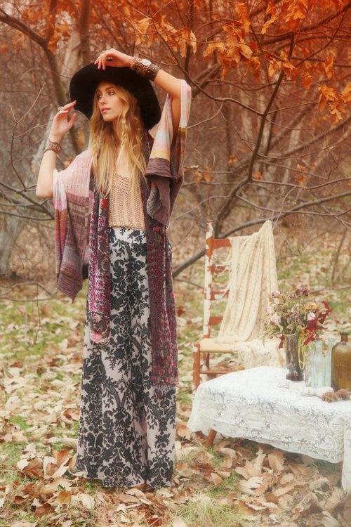 boho to the extreme | Fashion Foward | Pinterest