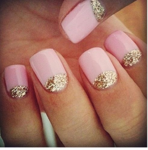 Short Acrylic Nail Designs Ideas