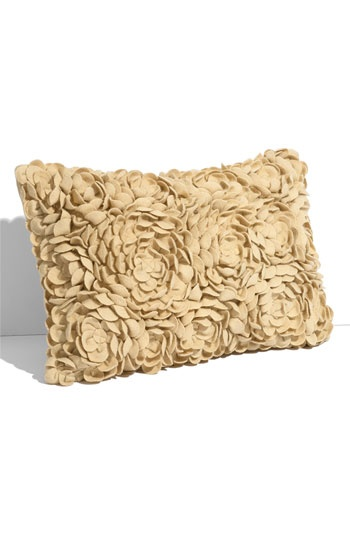 Throw Pillows Nursery : Nordstrom Felt Bloom Decorative Pillow Sewing Pinterest