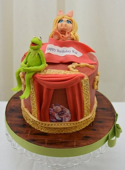 The Muppets Cake  Cake by sugarpixy
