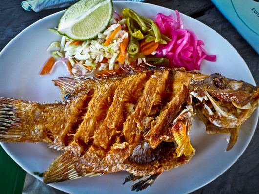 Filipino crispy fried fish filipino food pinterest for Filipino fish recipes