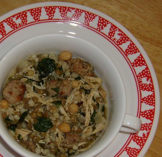 Italian Chicken Soup | Yummy Foods | Pinterest