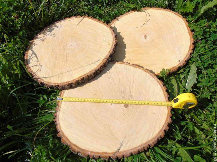 Поделки из спилов дерева своими руками для начинающих
