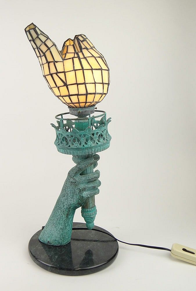 Statue Of Liberty Lamp