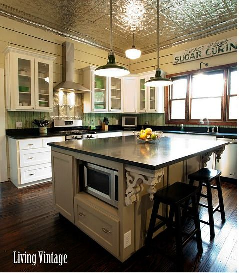 Kitchen Island Kijiji: Oliver And Rust: Pinterest Inspiration: August 2013