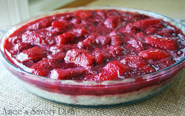 Gluten free strawberry pie | Healthy | Pinterest