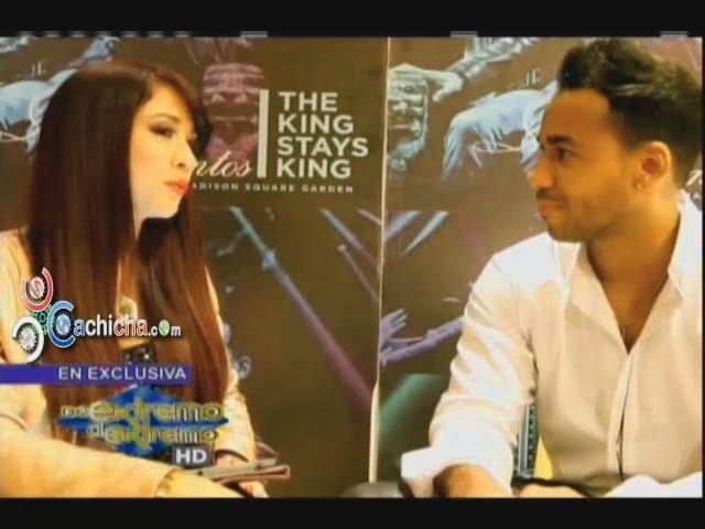 Entrevista a Romeo Santos Con @Nahiony Desde Mexico @RomeoSantosPage #Video - Cachicha.com