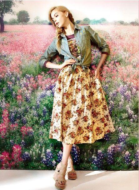 Rustic Fashion Style ELF Sacks Rustic Fashi...