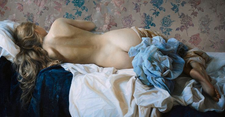 La pintura sensual de Serge Marshennikov. Más en http://www.culturainquieta.com/en/pintura/item/2654-serge-marshennikov.html
