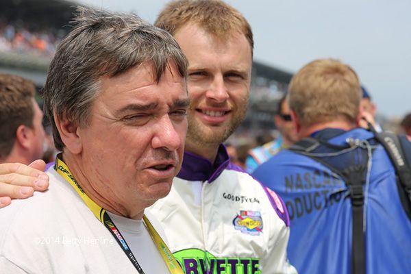 Tom Keen and Travis Kvapil