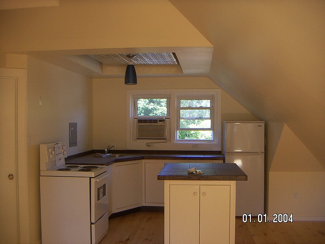 More Attic Kitchens Attic Spaces Pinterest
