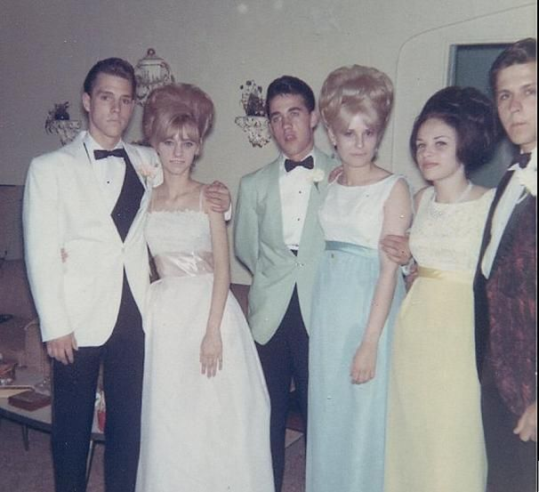 60s prom hair 1960s fashion and culture pinterest