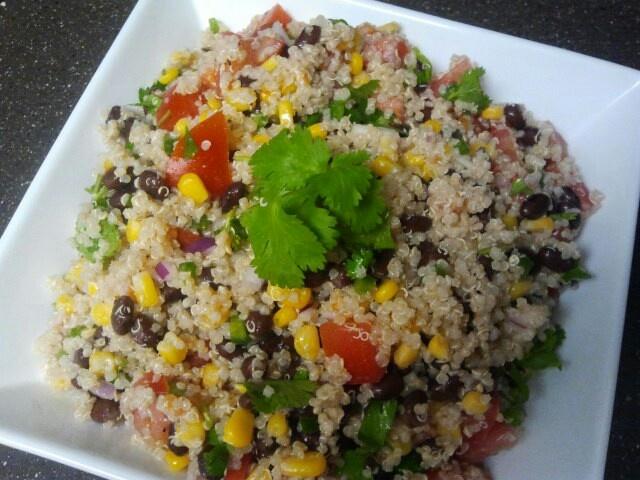 Southwest quinoa salad | Food!!! | Pinterest