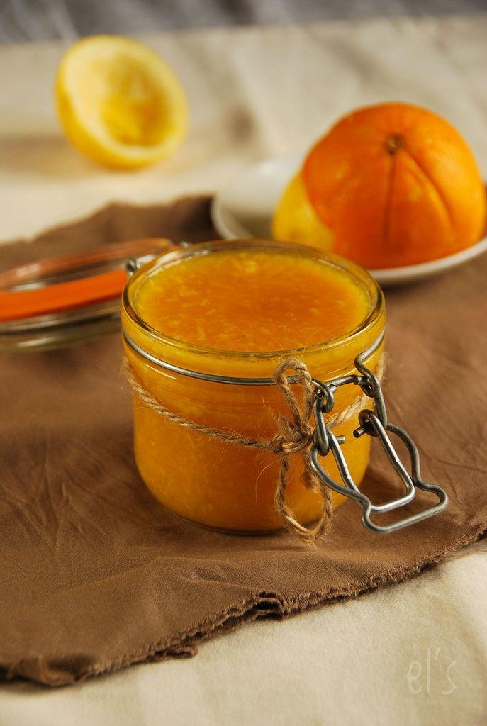 Citrus curd | Recipe