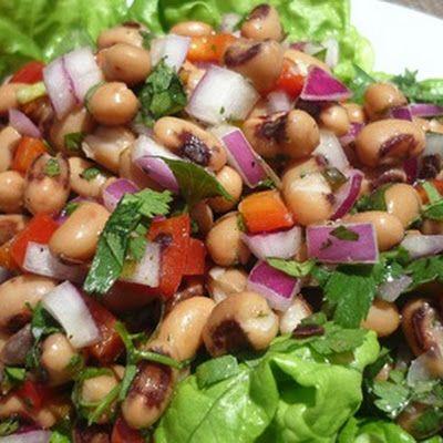 Black-Eyed Pea Salad Recipe - Key Ingredient