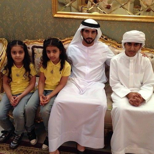 Sheikh Hamdan blog Sheikh Hamdan Children
