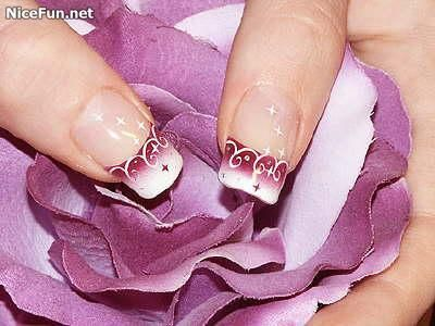 Now this is nail art.