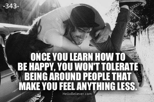Once you learn..