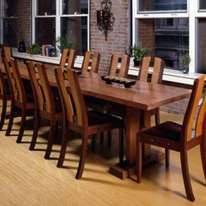 Narrow Long Dining Table Idea 39 S For Our New To Us Kitchen Pinte
