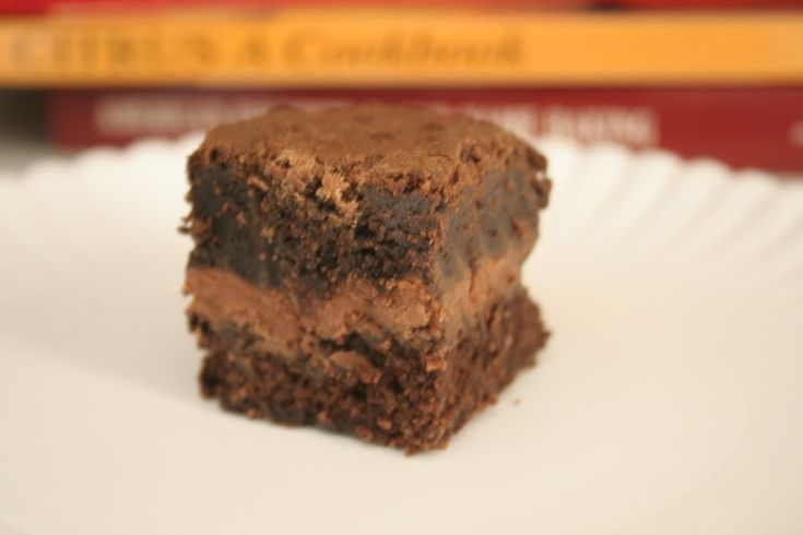 Hershey Bar Brownies. My sisters-in-law made these for our family ...