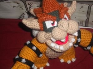 Crocheting Games : CROCHET PATTERNS VIDEO GAME CHARACTERS FREE CROCHET PATTERNS